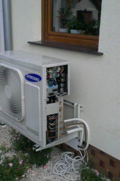 Klimatyzator Multi Samsung Szprotawa 2