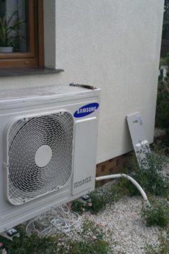 Klimatyzator Multi Samsung Szprotawa 1